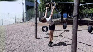 """This is the image of my post: """"Calisthenics what is that exactly?"""""""