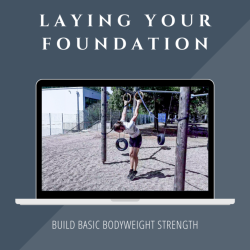 Laying your Foundation Product Image