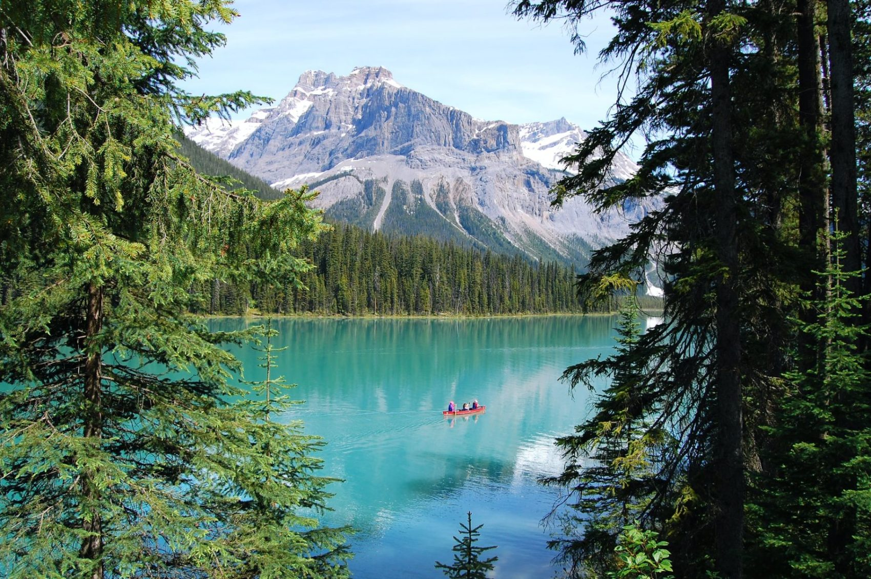 This is the image for my 2020 yearly review and shows lake in Canada.